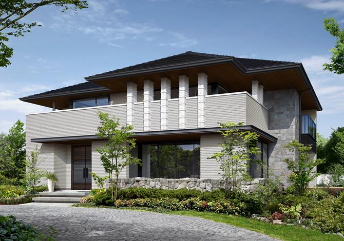 積水ハウスの家