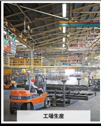 工場生産の様子