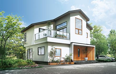 三井ホームの家