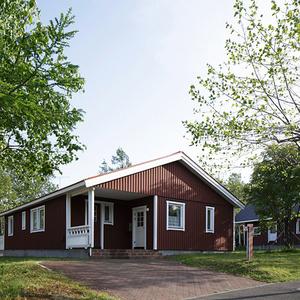 スウェーデンハウスの家