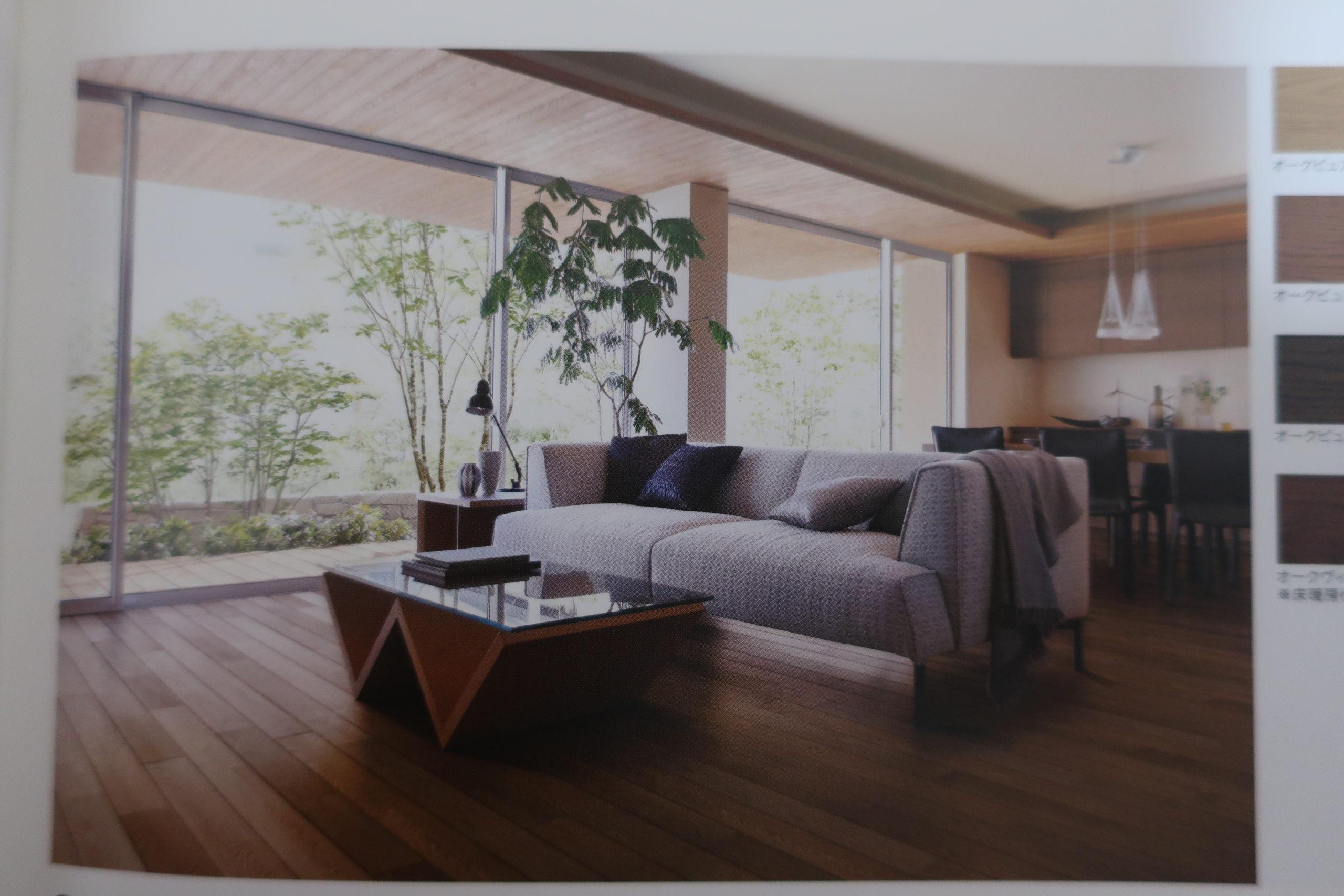 床材の特徴1