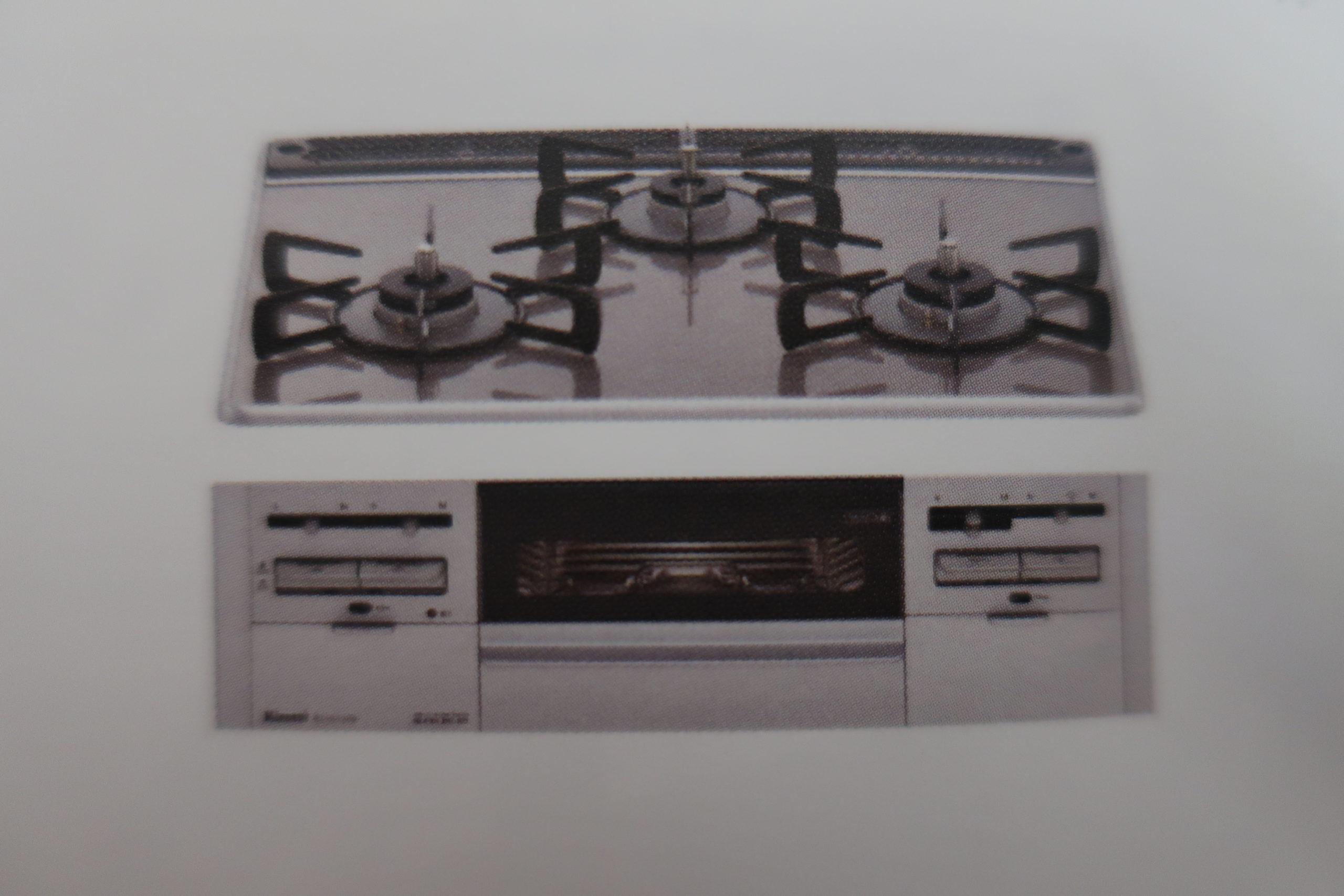 キッチンの標準仕様2
