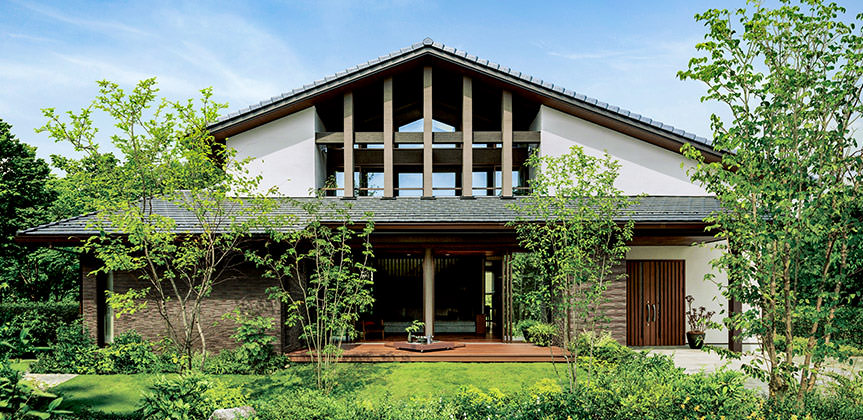 大和ハウスの家一例