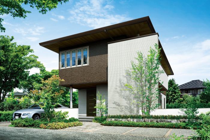 積水ハウスの家一例