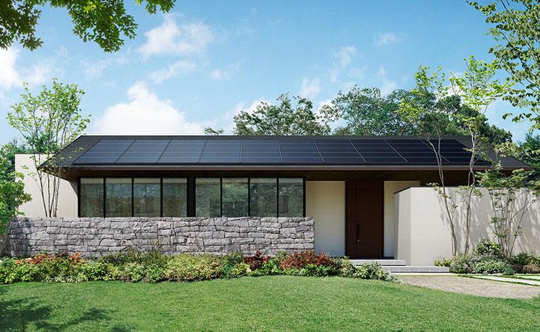 住友林業の家一例