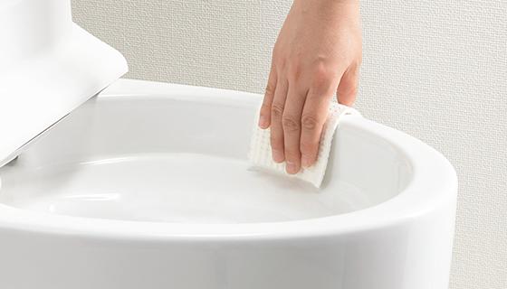 リクシルのトイレの特徴2