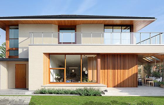 三井ホームの家一例