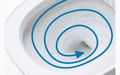 パナソニックのトイレの特徴2