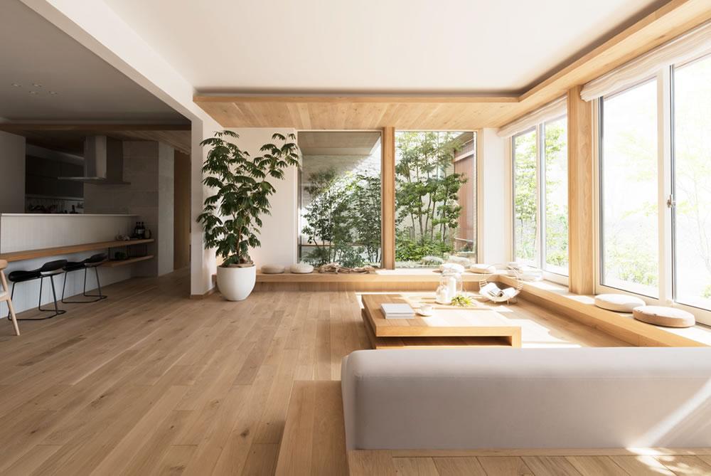 大和ハウスの家の内装