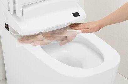 リクシルのトイレの特徴3