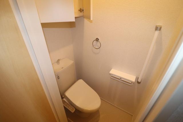 北東トイレ