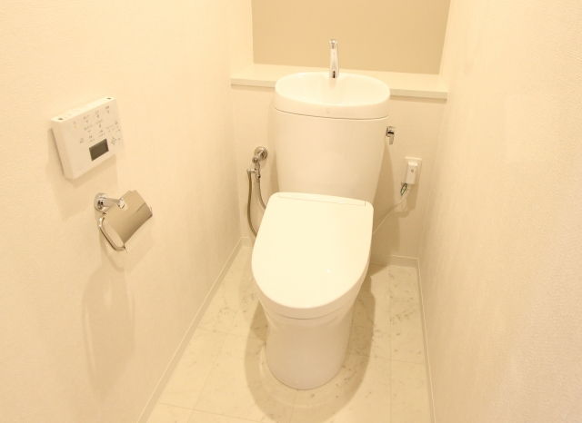 北西トイレ