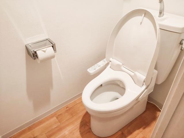 南西トイレ