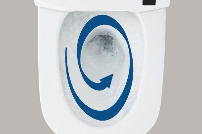 リクシル製のトイレの特徴2