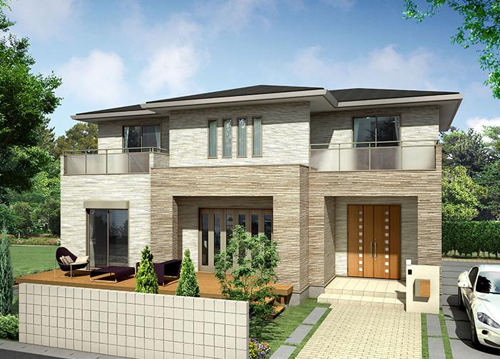 アイダ設計の家