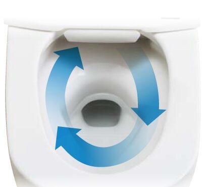 リクシル製のトイレの特徴8