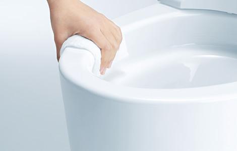 TOTO製のトイレの特徴9